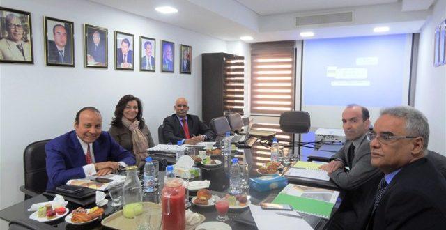 Réunion du Comité de Coordination des Associations Bancaires Maghrebines