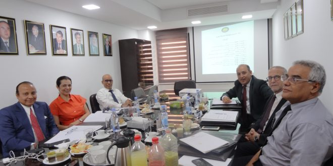 Réunion du Comité de Coordination des Associations Bancaires Maghrébines